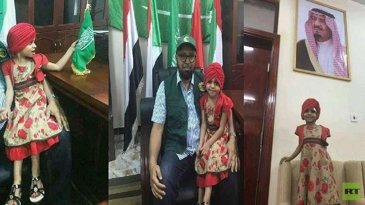 بثينة في الرياض والحوثيون يستنكرون!