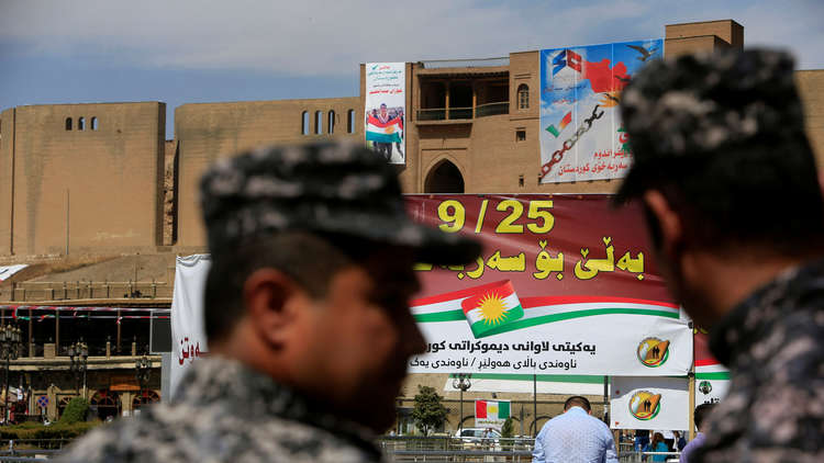 في يوم استفتاء كردستان.. كركوك تعلن حظر التجوال