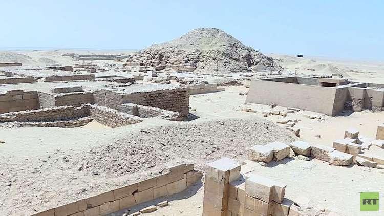 مصر.. تواصل تطوير منطقة سقارة بالجيزة