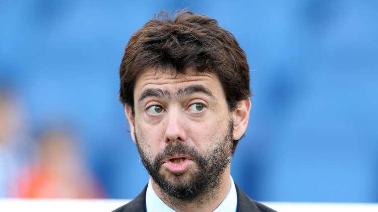 المحكمة الرياضية في إيطاليا تعاقب رئيس يوفنتوس