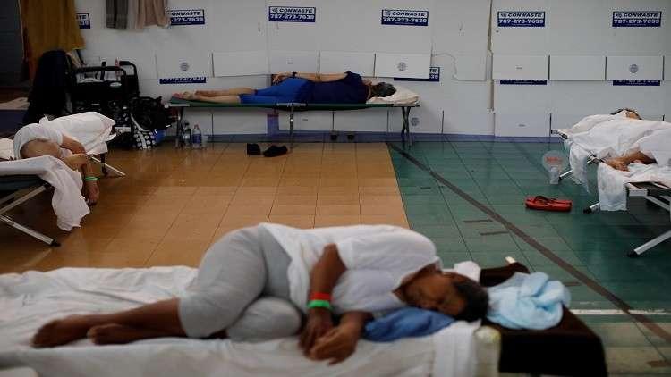 حاكم بورتوريكو يحذر من أزمة إنسانية في الجزيرة الأمريكية