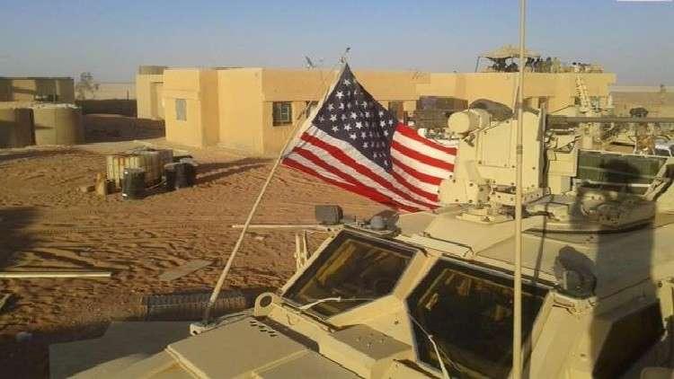 الأمريكيون يغلقون قاعدتهم في جنوب سوريا
