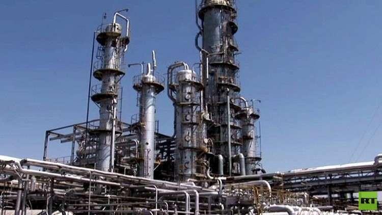 إيران تشيّد مصفاة قرب حمص السورية