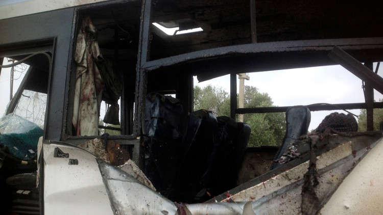 نجاة 40 يمنيا من مجزرة مرورية في السعودية