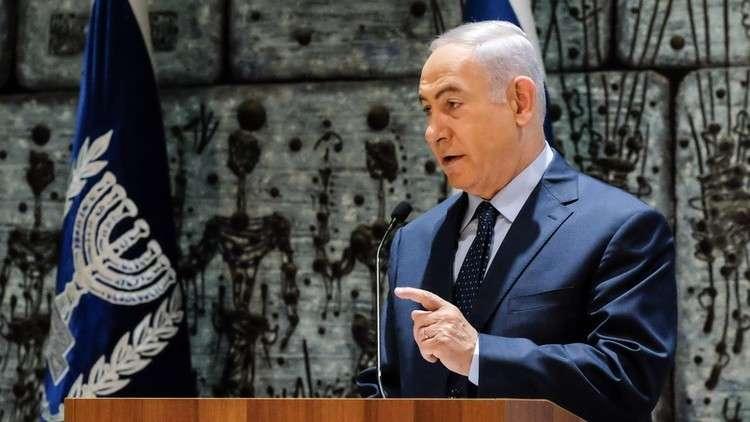 نتنياهو: انضمام السلطة الفلسطينية للإنتربول لن يمر دون رد