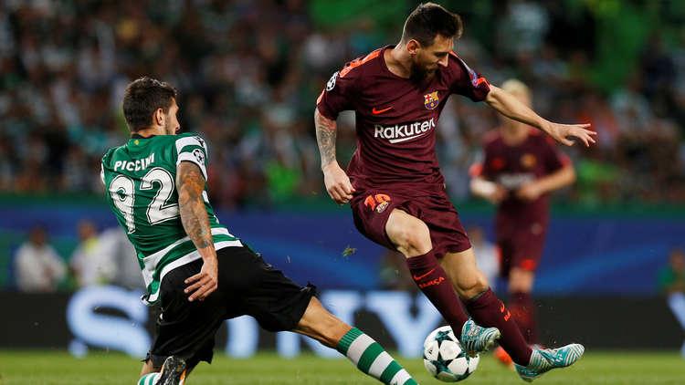 أبطال أوروبا.. فوز هزيل لبرشلونة ويوفنتوس يستعيد توازنه