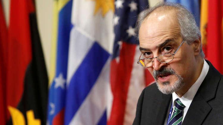 الجعفري: الأمريكيون فعلوا كل ما بوسعهم  لمنع الجيش السوري من تحرير دير الزور..