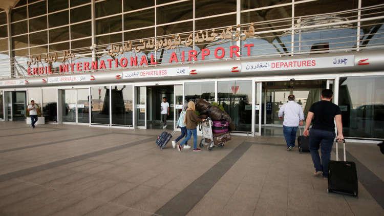 مديرة مطار أربيل تعلن تعليق الرحلات الدولية اعتبارا من مساء الجمعة