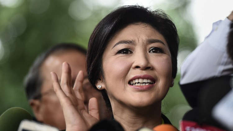 مصدر إماراتي يكشف حقيقة هروب رئيسة وزراء تايلاند السابقة إلى دبي