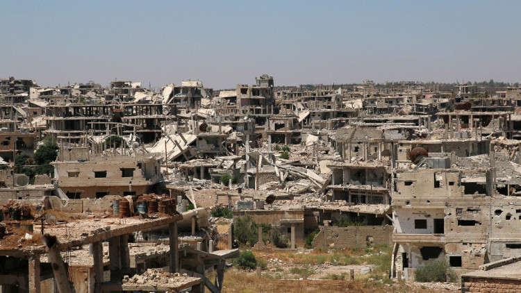 الحكومة السورية تحدد رؤية وطنية شاملة لإعادة إعمار البلاد