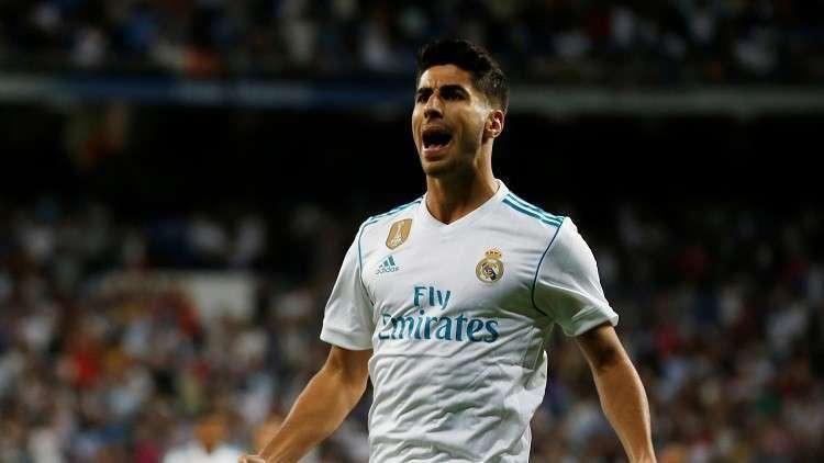 رسميا.. أسينسيو يجدد عقده مع ريال مدريد لغاية 2023