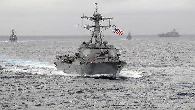 البحرية الأمريكية تلجأ إلى الخرائط الورقية لتفادي الكوارث
