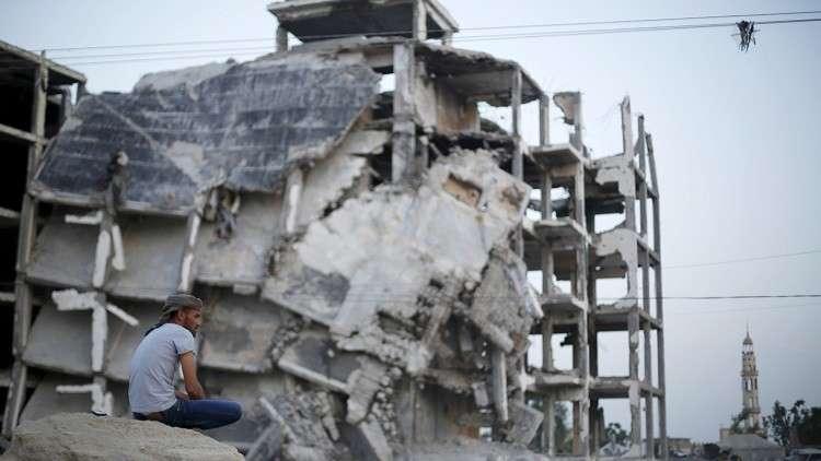 الرباعية الدولية تدعو إلى دمج غزة مع الضفة الغربية