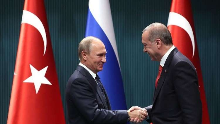"""بوتين: نسعى لإطلاق محطة """"أكويو"""" الكهرذرية التركية في أقرب وقت"""