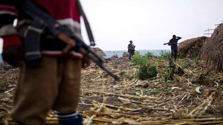 الكونغو.. اشتباكات بين خفر السواحل ومتمردين