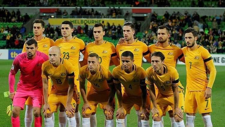مدرب منتخب أستراليا يحدد قائد الفريق في مواجهة سوريا