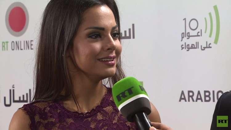 مذيعة RT ريمي معلوف تروي تفاصيل طريفة عن حياتها الزوجية