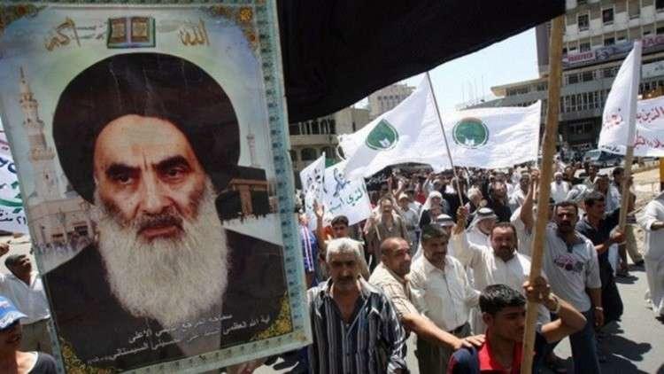 السيستاني يعلن موقفه من استفتاء كردستان