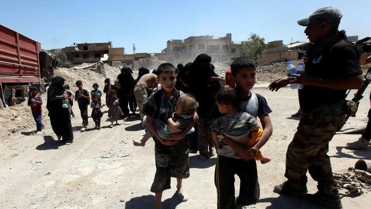 500 طفل فرنسي في مناطق