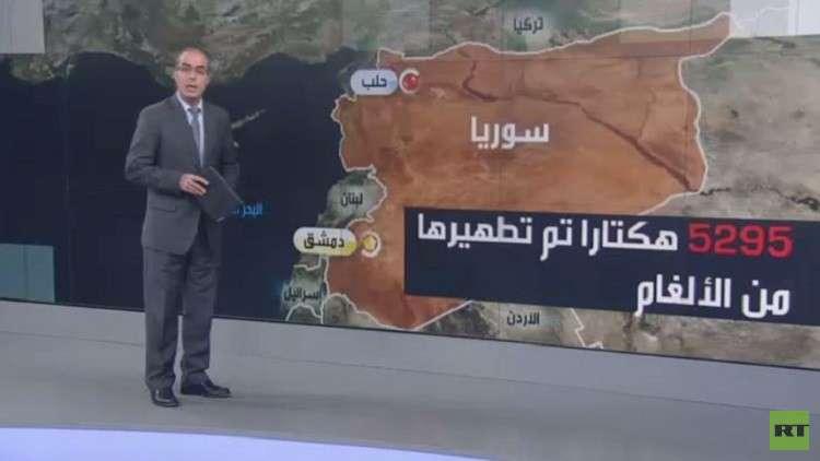 عامان على عملية روسيا العسكرية في سوريا