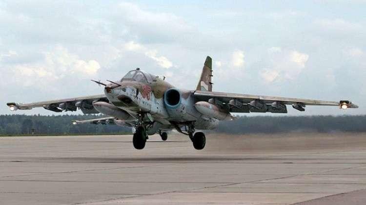 سوريا.. فصيل مسلح يحاول إسقاط مقاتلة روسية