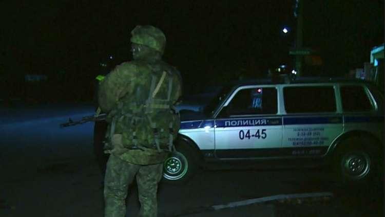 تصفية قاتل العسكريين الروس