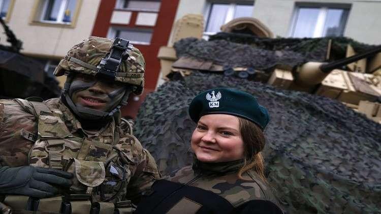 بولندا ترغب باحتضان فرقتين من الجيش الأمريكي