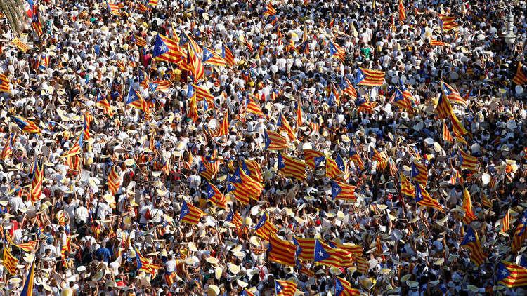 أجواء توتر عشية استفتاء كاتالونيا