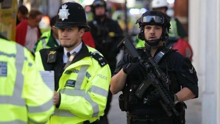 الشرطة البريطانية تخلي محطة مترو في العاصمة لندن