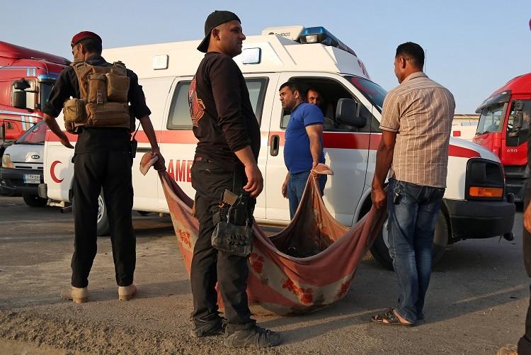 74  قتيلا ونحو 100 جريح حصيلة تفجير العراق المزدوج