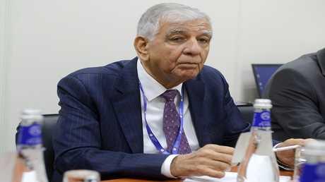 وزير النفط العراقي، جبار اللعيبي
