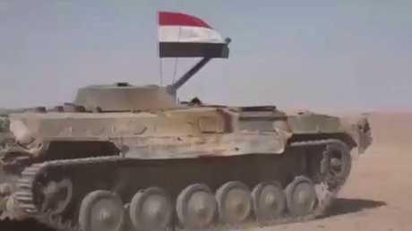 الجيش السوري يتقدم بريفي حمص وحماة