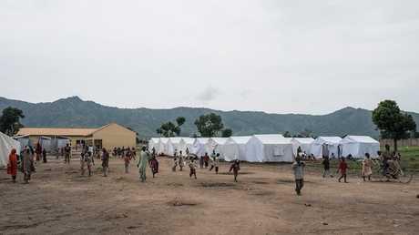 مخيم ميناواو (صورة أرشيفية)