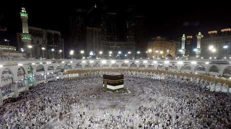مكة المكرمة خلال موسم الحج