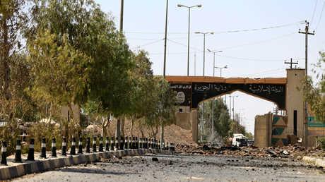 ضواحي تلعفر بعد التحرير