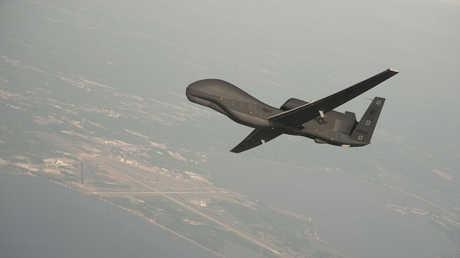 طائرة أمريكية بدون طيار من طراز