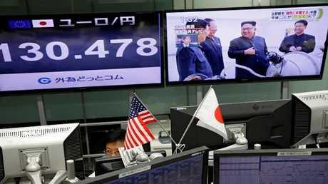 الأسواق الأوروبية تنخفض على وقع تجربة كوريا الشمالية النووية