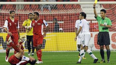 صورة من الأرشيف - بطولة كأس آسيا 2011