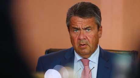وزير الخارجية الألماني غابرييل زيغمار