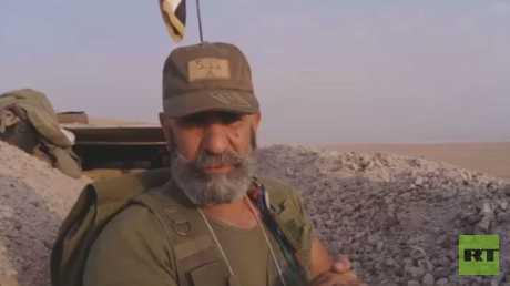 العميد عصام زهر الدين قائد عملية فك الحصار عن دير الزور