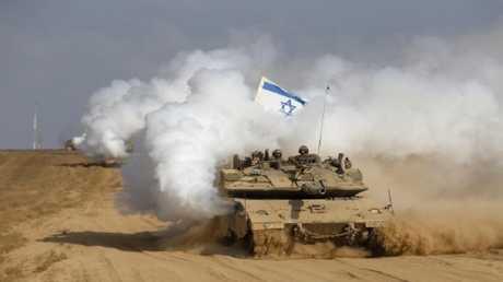مناورات إسرائيلية بالقرب من حدود لبنان