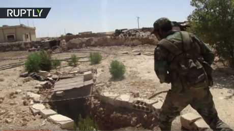 الجيش السوري في عقيربات