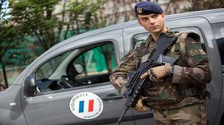 الشرطة الفرنسية - صورة ارشيفية