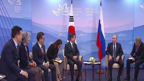 بوتين: نرفض نووي بيونغ يانغ والضغط عليها