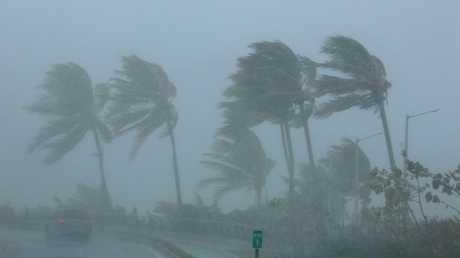 """الإعصار """"إيرما"""" في بورتو ريكو"""