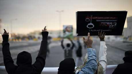 أرشيف - مظاهرات مناهضة للحكومة في البحرين