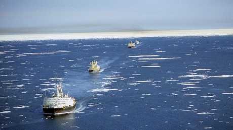 تعاظم الاهتمام بممر الشمال البحري!