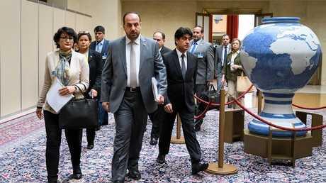 وفد المعارضة السورية إلى جنيف