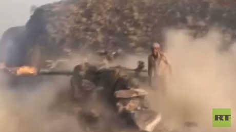 مقتل أكثر من خمسين مسلحا في معارك اليمن