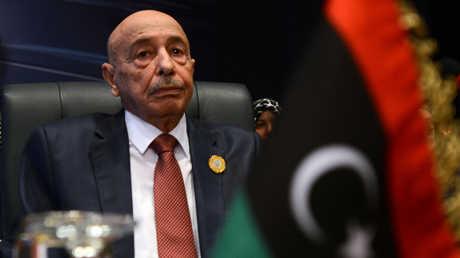 رئيس مجلس النواب الليبي، عقيلة صالح